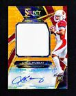 2019 Panini Select Football Cards - XRC Redemption Checklist Added 51
