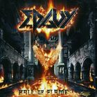 EDGUY-HALL OF FLAMES CD NEW