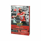 2015 upper deck cfl football trading cards sealed box