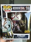 Tyrant 002 Resident Evil Funko POP Games 159 Hot Topic Exclusive Nemesis 3 Jill