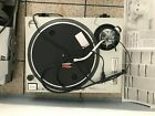 Technics SL1210MK2 Record Player Turntable Silver used good condition