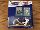 1989 Gary Carter/Eric Davis Starting Lineup One On One Sealed Packaging