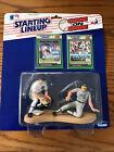 1989 Alan Trammell/Jose Canseco Starting Lineup One On One Sealed Packaging