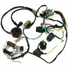 For 50cc 110cc 125cc ATV QUAD Electric Wiring Harness Wire Loom CDI Stator Kit