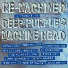 Re-Machined: A Tribute to Deep Purple's Machine Head Compilation CD CUTOUT