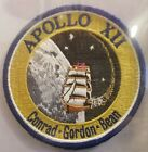 NASA Mission Patch Manufactured by Lion Brothers Apollo 12 XII