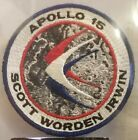 NASA Mission Patch Manufacturered by Lion Brothers Apollo 15
