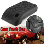 Center Console Armrest Cover Tire Tread Arm Pad for Jeep for Wrangler TJ
