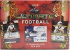 2019 LEAF ULTIMATE FOOTBALL HOBBY BOX