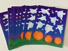 LOT OF 100 HALLOWEEN THEMED STICKERS SCRAPBOOKING CARD MAKING DIY KIDS CRAFTS