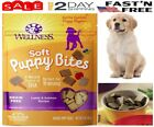 Wellness Natural Puppy Training Treats  Soft Puppy Bites Lamb  Salmon For Dogs