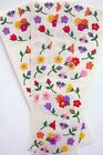 Mrs Grossmans Stickers Lot of 3 Strips Decorative Accent Flowers FREE SHIP