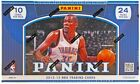2012 13 PANINI BASKETBALL HOBBY BOX LOOK FOR KYRIE IRVING ANTHONY DAVIS RC CARDS