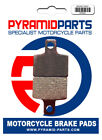 "Rear Brake Pads for Polini XP4 Street 125 10"" wheels"