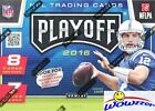 2016 Panini Playoff Football EXCLUSIVE Factory Sealed Blaster Box-Spec Pennant