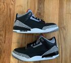 Jordan 3 Black If Interested Text Me At 8287132897 Will Sell For Cheap!