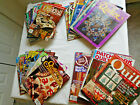 CHOICE Quilt Magazine lots McCalls American Quilter Ladys Circle patchwork qlt