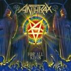 Anthrax: For All Kings =CD=