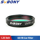 SVBONY 125INCH Filters UV IR Cut Telescope Optics Infra Red Filter CCD Camera