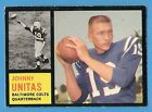 1962 Topps Football Cards 21