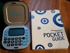 Weight Watchers Points Plus 2012 Pocket Guide  Calculator Both USED Condition