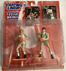 1997 LARRY BIRD - KEVIN MCHALE STARTING LINEUP CLASSIC DOUBLES - MINT!