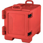Cambro Insulated Food Carrier Hot Box For Full Size Pans Front Loading Upc300