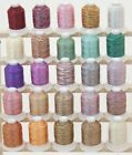 25 Colors Variegated Poly Embroidery Machine Thread 1100Y for Brother Set 2
