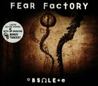 Fear Factory - Obsolete - Fear Factory CD QRVG The Fast Free Shipping