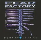 Fear Factory - Demanufacture - Fear Factory CD 64VG The Fast Free Shipping