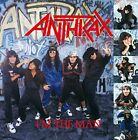 Anthrax - I'm the Man - Anthrax CD TFVG The Fast Free Shipping