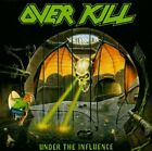 Overkill - Under The Influence - Overkill CD MKVG The Fast Free Shipping