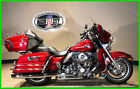 2010 Harley-Davidson Touring Electra Glide® Ultra Classic® 2010 Harley-Davidson FLHTCU Electra Glide Ultra Classic Red Hot Sunglo
