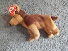 TY BEANIE BABY - COURAGE WITH TAGS (USED CONDITION)