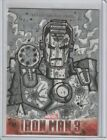 2013 Upper Deck Iron Man 3 Trading Cards 9