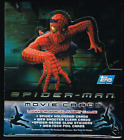 Spider-Man Movie Cards SEALED Box 2002 Topps