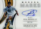 2018-19 Panini Immaculate Collection Soccer Cards 11