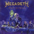 Megadeth - Rust In Peace - Megadeth CD UXVG The Fast Free Shipping