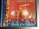 Howard Jones - Working In The Backroom (CD D-Tox 2013) *HAND SIGNED AUTOGRAPHED*