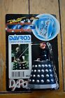 Vintage DAPOL 1987 DR WHO DAVROS loose WITH SIGNED CARD BY TOM BAKER Lot T6