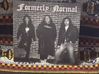 FORMERLY NORMAL self titled CD hard rock heavy metal demo Jeremy Talley