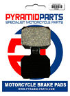 Front brake pads for Derbi Senda DRD 50 Evo SM (Cast wheels) 08-11