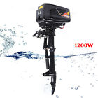 36HP 2 Stroke Gasoline Outboard Motor Boat Engine Water Cooling System 26KW