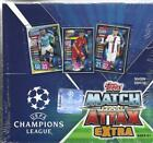 2019-20 Topps UEFA Champions League Soccer Match Attax EXTRA Display Box=180c.