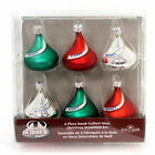 Holiday Ornaments HERSHEYS MINI KISSES Glass Licensed Product Hy0229