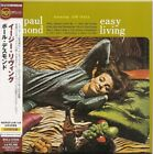 PAUL DESMOND EASY LIVING JIM HALL MINI LP JAPAN