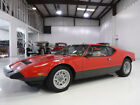 1983 De Tomaso Pantera Owned by Carroll Shelby   One owner   4,571 miles Rare 1983 DeTomaso Pantera Owned by Carroll Shelby   Gifted by DeTomaso