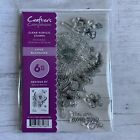 CRAFTERS COMPANION  LOVE BLOSSOMS ACRYLIC STAMP SET QUICK SHIP