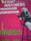 Vintage Weight Watchers Program Cookbook 1973 DJ HB One Owner