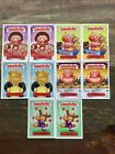 """2021 Topps Garbage Pail Kids Exclusive Trading Cards Checklist - Comic Con """"Oh the Horrible!"""" 16"""